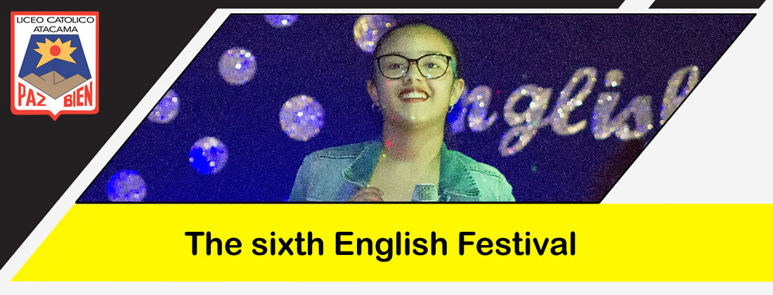 The sixth English Festival